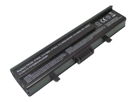 dell li-ion laptop battery for xps m1530,replacement xps m1530 battery pack