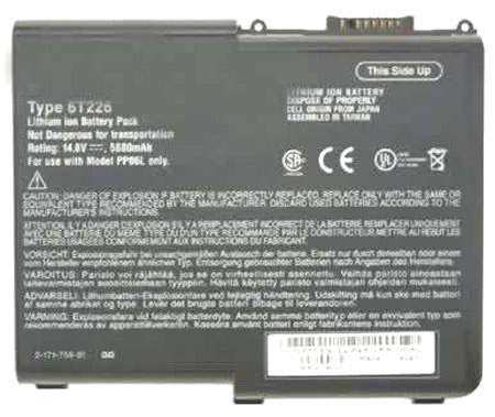 dell li-ion laptop battery for smartstep 200n,replacement smartstep 200n battery pack